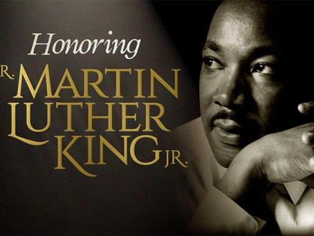 Honoring Dr. Martin Luther King Jr. Mindfully