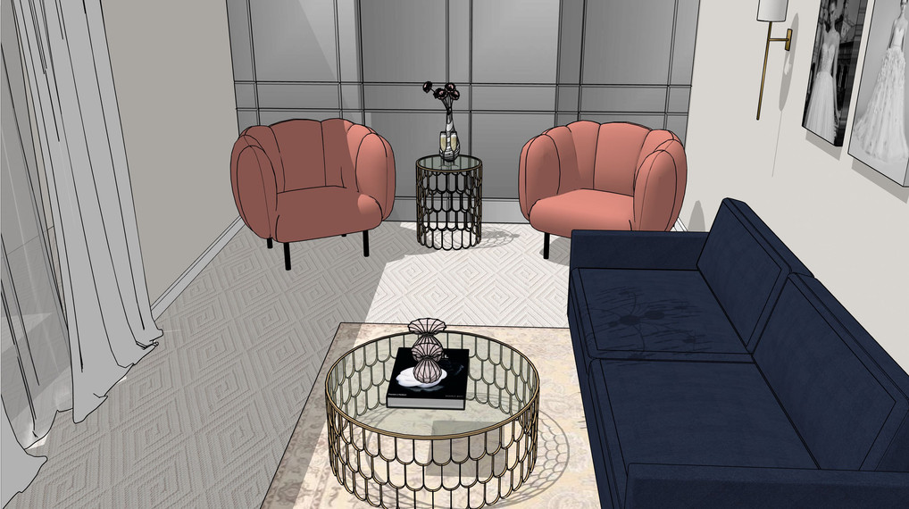 Fitting Room Suite 1