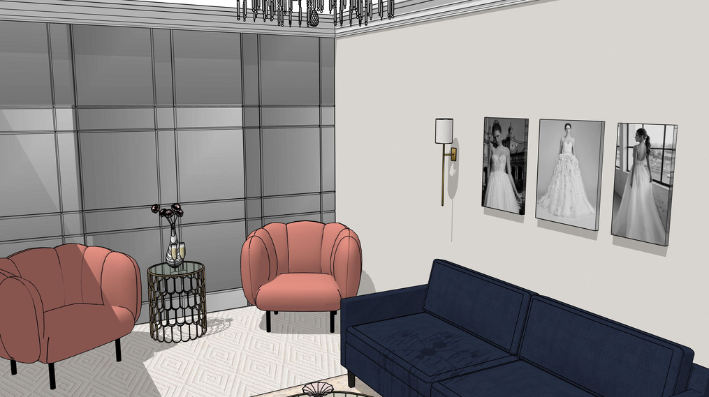 Fitting Room Suite 2