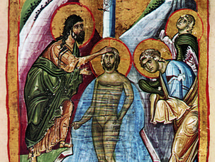 The Great Feast of the Baptism of Our Lord  Divine Liturgy and The Great Blessing of Water