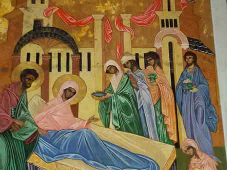 Activities of the Mission in Haiti - The feast of Nativity of the Mother of God