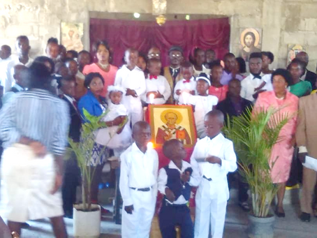 Feast of Saint Nicolas, December 2019