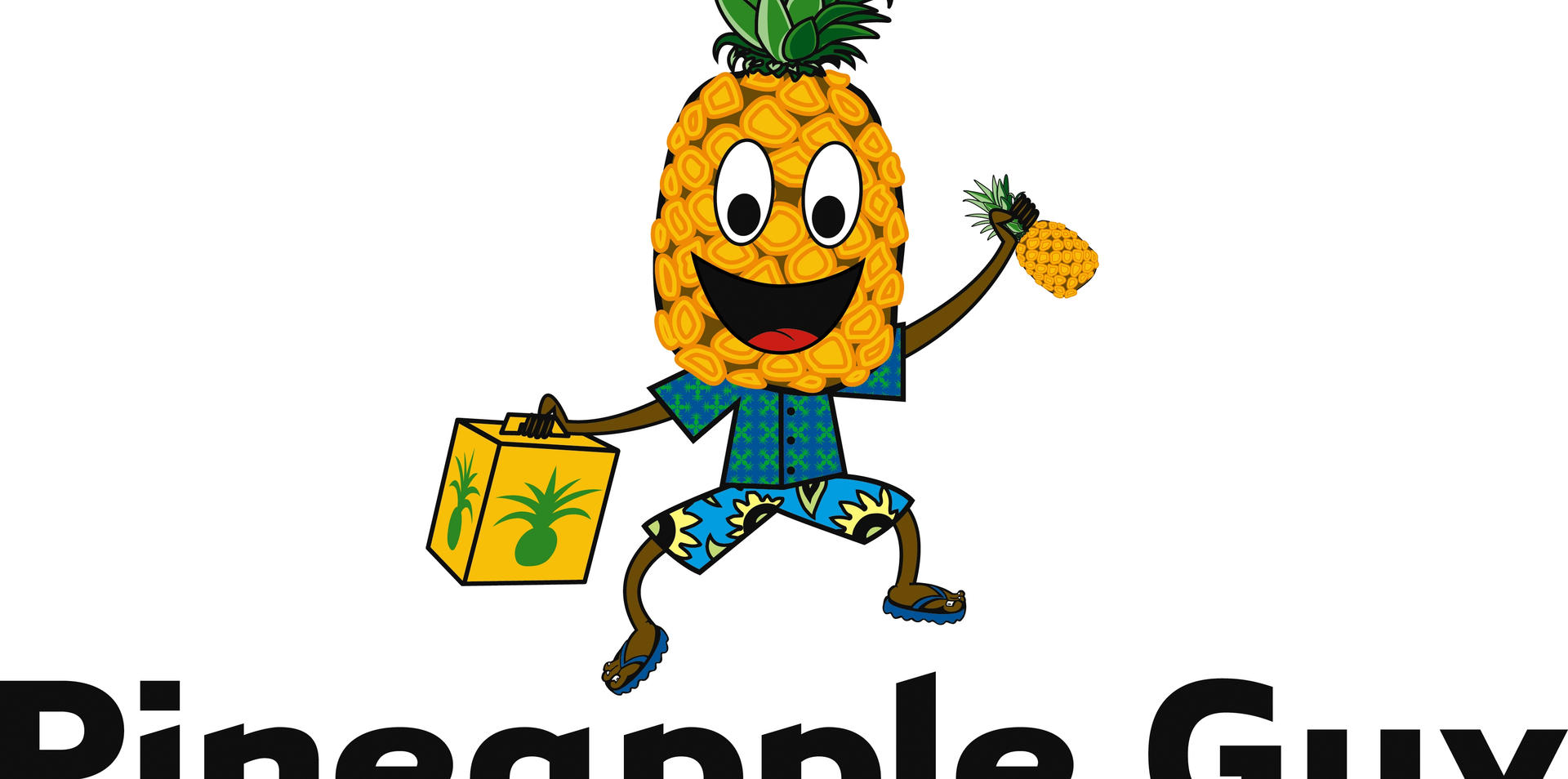 The Pineapple Guy
