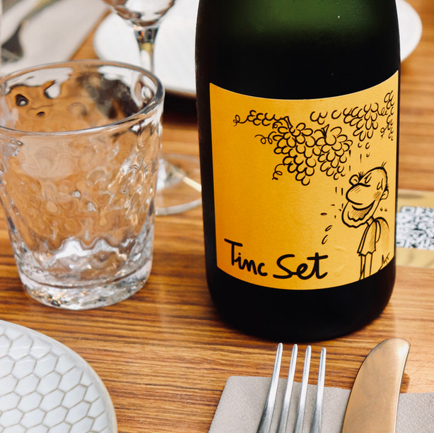 VINO NATURAL TINC SET