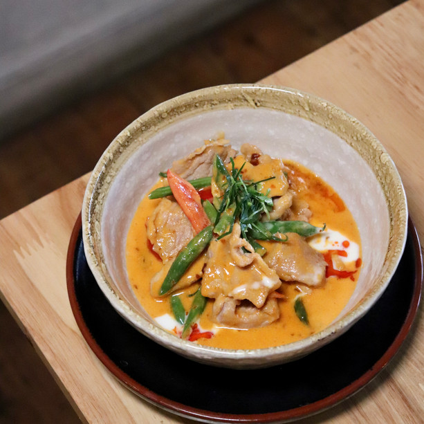 RED CURRY PANANG MOO