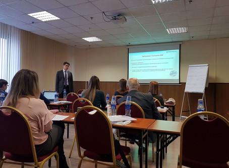 Эксперты ЦОК ЭСКадРа прошли подготовку  в НАРК