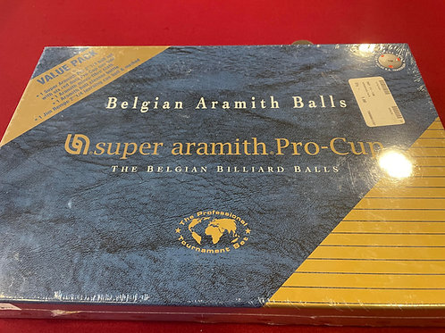 Super Aramith Pro-Cup Value pack