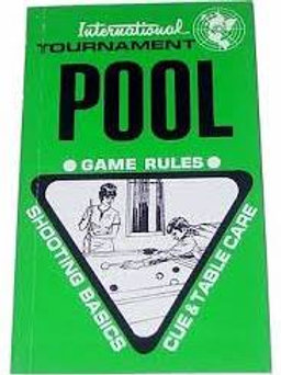 INternational Tournament Pool -Game Rules-