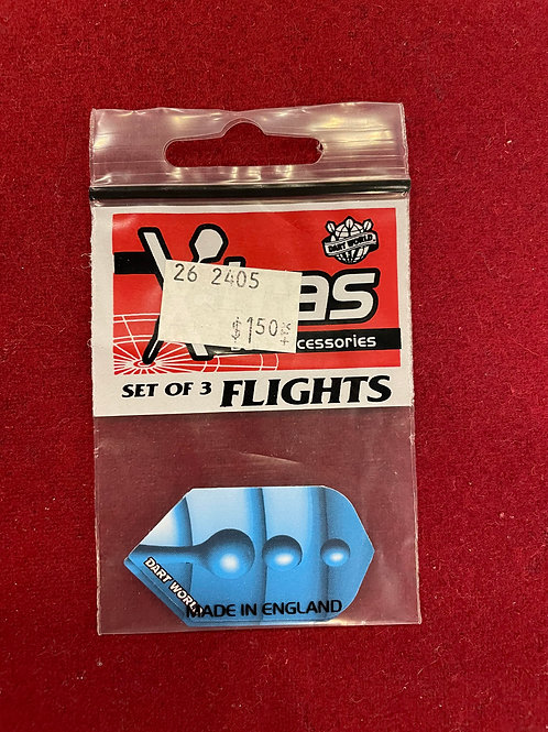 "X-tras ""Dart World"" Flights"