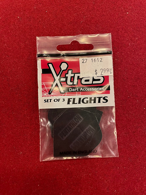 """X-tras """"Dart World"""" Pentathlon Flights"""