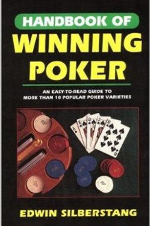 Handbook of Winning Poker - By Edwin Silberstang