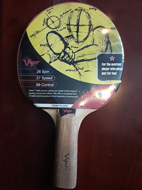 Viper Brand Table Tennis Paddle