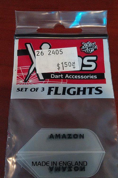 "X-tras Zebra ""dart World"" Flights"