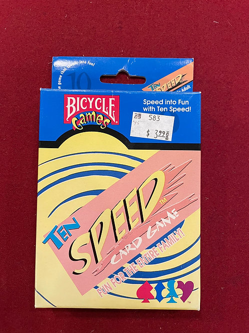 Bicycle Ten Speed Card Game