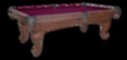 Olhausen Santa Anna Pool Table
