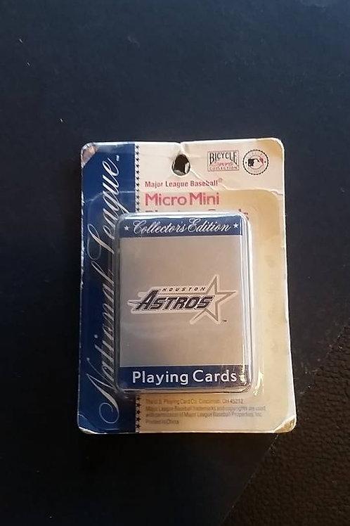 Collectors Edition Houston Astros Mini Cards