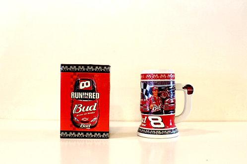 Budweiser ® Dale Earnhardt Jr. #8 stein