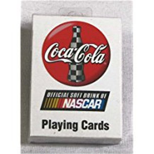 Coca-Cola, Nascar Playing Cards