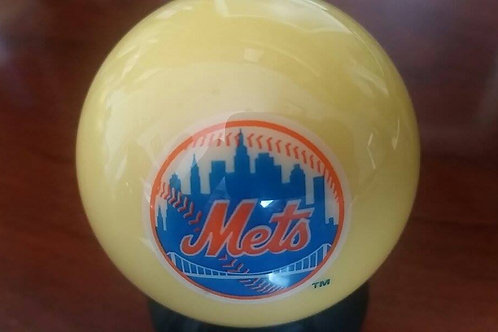 New York Mets Cue Ball