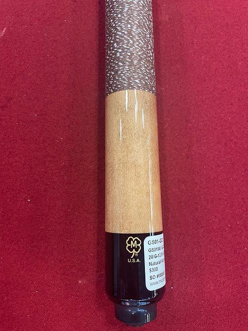 McDermott GS01 Natural Walnut W/G-Shaft