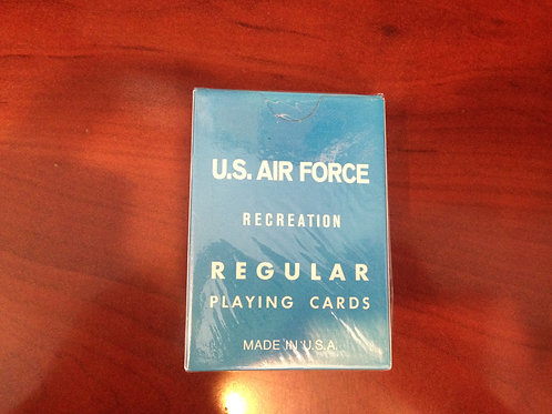 United States Air Force Recreation Playing Cards