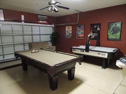 Airhockey is a great addition