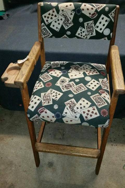Casino Chair