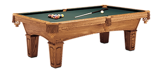 Olhausen Tiger Table_Capitol Billiards, RI, Conn, Mass Local Olhausen Dealer