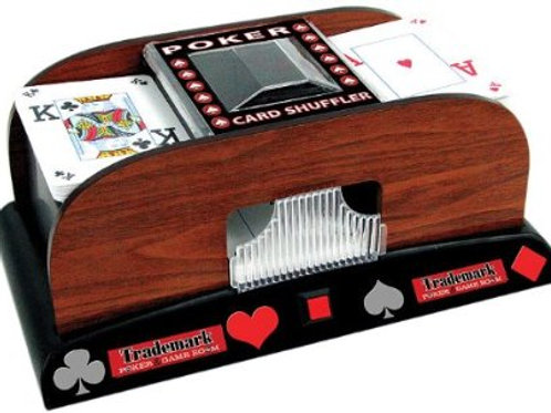 Wooden Card Shuffler