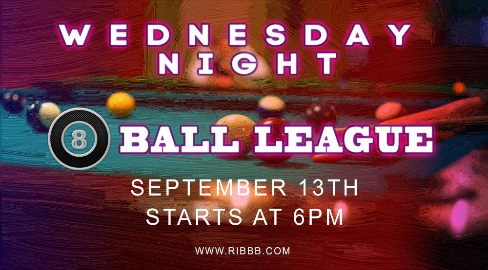 8ball league ad
