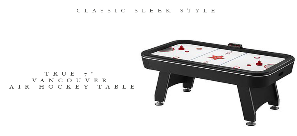 Vancouver Air Hockey Table