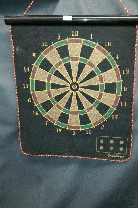 Antique Dart Board