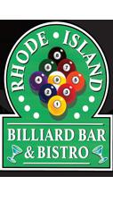Rhode Island Billiards Bar and Bistro logo