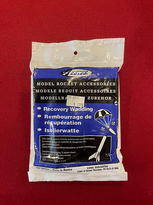 Model Rocket Accessories