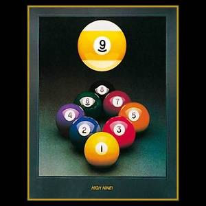 9 Ball artwork