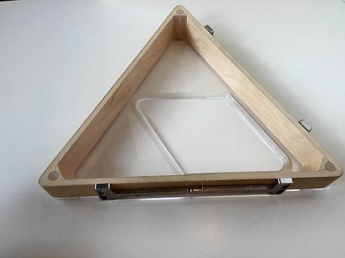 Triangle and 9ball Rack