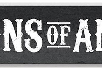Sons of Anarchy Darts Throwline