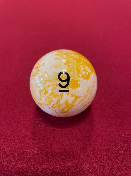 Marble 9 ball