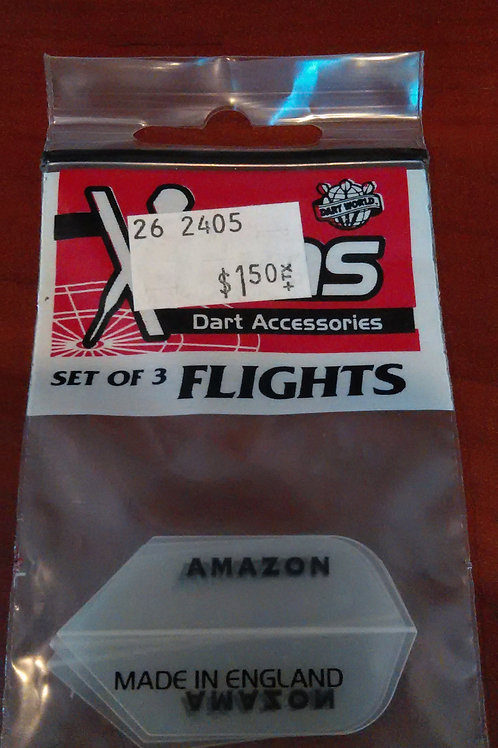 "X-tras Clear ""Amazon"" Flights"