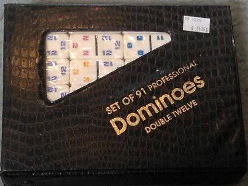Set of 91 Dominoes