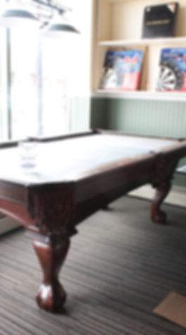 Olhausen Belmont Tiger Pool Table  2