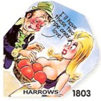 Harrows Cartoon Flights