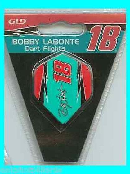 "GLD Products ""Bobby Labonte #18"" Flights"