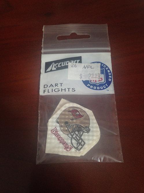 NFL Tampa Bay Buccaneers Dart Flights