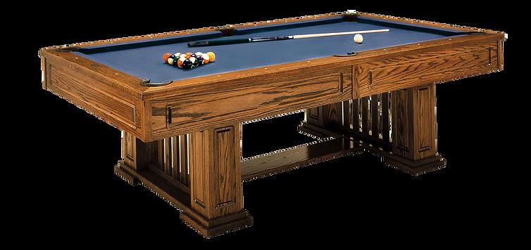 Olhausen Gem Pool Table 1