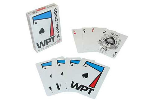 World Poker Tour Playing Cards