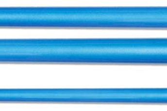 Nick Varner: Junior cues, Metallic Jazz Blue 48