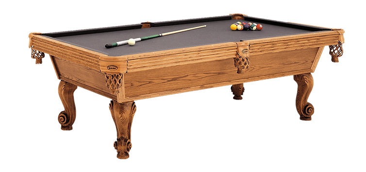 Olhausen Gem Pool Table 1