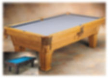 Brunswick Paragon Pool Table
