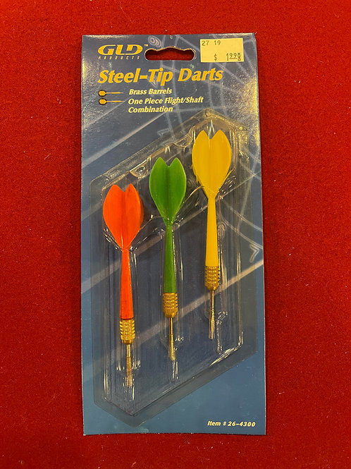GLD Steel-Tip darts